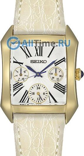 Женские японские наручные часы в коллекции CS Dress Seiko