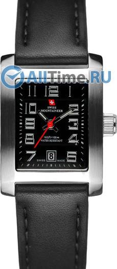 Женские наручные швейцарские часы в коллекции Ladies Quartz Swiss Mountaineer