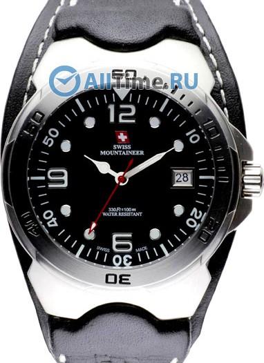 Мужские наручные швейцарские часы в коллекции Quartz Sport Swiss Mountaineer