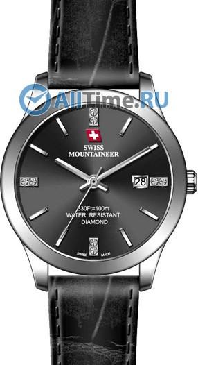 Женские наручные швейцарские часы в коллекции Pilatus Swiss Mountaineer