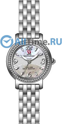Женские наручные швейцарские часы в коллекции Jungfrau Swiss Mountaineer