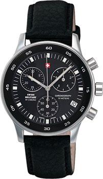 Швейцарские наручные  мужские часы Swiss military SM30052.03. Коллекция Arena