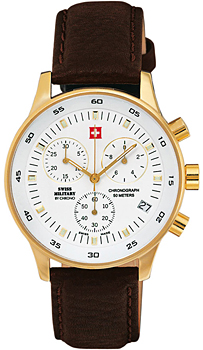 Швейцарские наручные  мужские часы Swiss military SM30052.05. Коллекция Arena