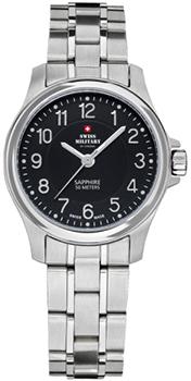 Швейцарские наручные  женские часы Swiss military SM30138.01. Коллекция Женские часы