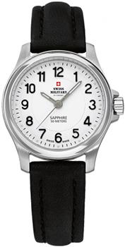 Швейцарские наручные  женские часы Swiss military SM30138.07. Коллекция Женские часы