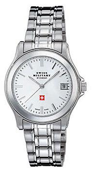 Швейцарские наручные  мужские часы Swiss military SM34002.01. Коллекция Кварцевые часы