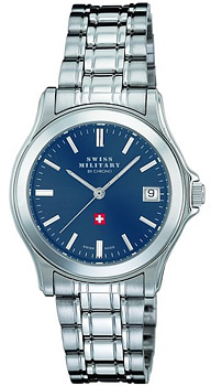 Швейцарские наручные  мужские часы Swiss military SM34002.02. Коллекция Кварцевые часы