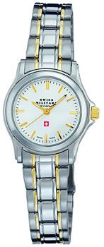 Швейцарские наручные  женские часы Swiss military SM34003.04. Коллекция Женские часы