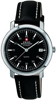 Швейцарские наручные  мужские часы Swiss military SM34006.01. Коллекция Everyday