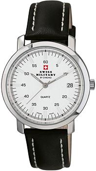 Швейцарские наручные  мужские часы Swiss military SM34006.02. Коллекция Everyday