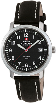 Швейцарские наручные  мужские часы Swiss military SM34006.03. Коллекция Everyday