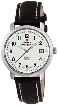 Швейцарские наручные  мужские часы Swiss military SM34006.04. Коллекция Everyday