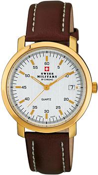 Швейцарские наручные  мужские часы Swiss military SM34006.05. Коллекция Everyday