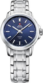 Швейцарские наручные  женские часы Swiss military SM34040.03. Коллекция Кварцевые часы