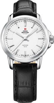 Швейцарские наручные  женские часы Swiss military SM34040.06. Коллекция Кварцевые часы