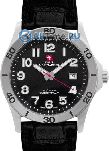 Мужские наручные швейцарские часы в коллекции Titlis Swiss Mountaineer