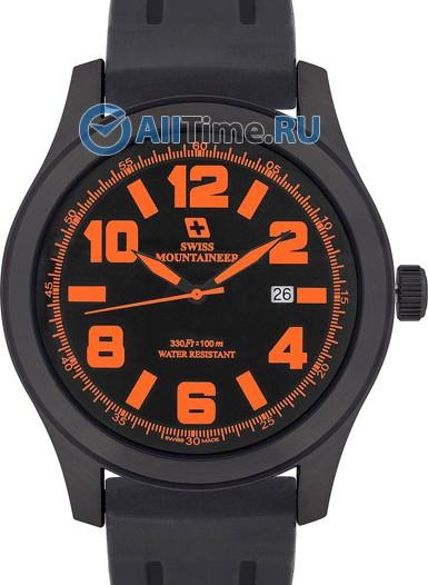 Мужские наручные швейцарские часы в коллекции Schilthorn Swiss Mountaineer