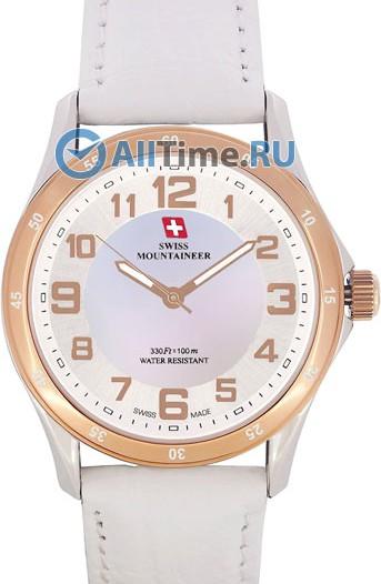 Женские наручные швейцарские часы в коллекции Luzern Swiss Mountaineer