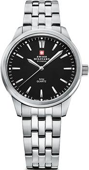 Швейцарские наручные  женские часы Swiss military SMP36010.01. Коллекция Кварцевые часы