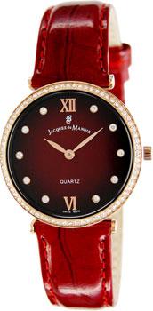 Швейцарские наручные  женские часы Jacques du Manoir SOR.7. Коллекция Cocktail