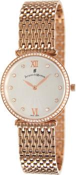 Швейцарские наручные  женские часы Jacques du Manoir SORM.10. Коллекция Cocktail
