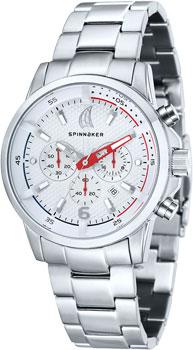 fashion наручные  мужские часы Spinnaker SP-5004-22. Коллекция WHEEL & WINCH