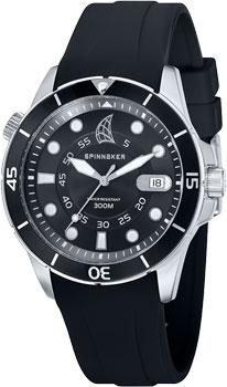 fashion наручные  мужские часы Spinnaker SP-5005-01. Коллекция HELIUM