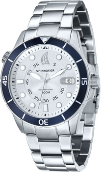 fashion наручные  мужские часы Spinnaker SP-5005-22. Коллекция HELIUM