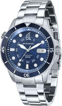 fashion наручные  мужские часы Spinnaker SP-5005-33. Коллекция HELIUM