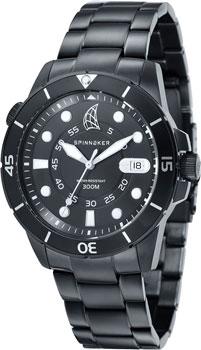 fashion наручные  мужские часы Spinnaker SP-5005-44. Коллекция HELIUM