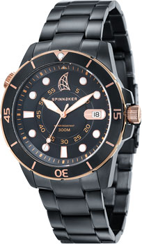 fashion наручные  мужские часы Spinnaker SP-5005-55. Коллекция HELIUM