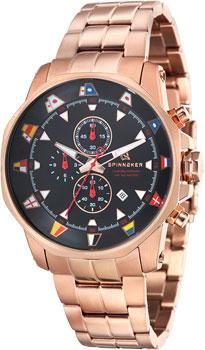fashion наручные  мужские часы Spinnaker SP-5012-44. Коллекция FLAGGY