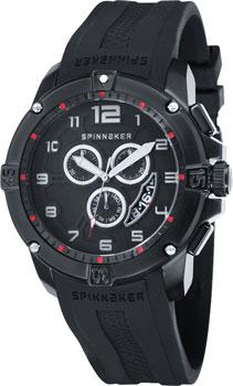 fashion наручные  мужские часы Spinnaker SP-5013-02. Коллекция TORNADO