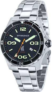 fashion наручные  мужские часы Spinnaker SP-5017-S1. Коллекция CHANGE