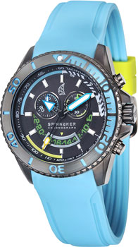 fashion наручные  мужские часы Spinnaker SP-5021-05. Коллекция AMALFI
