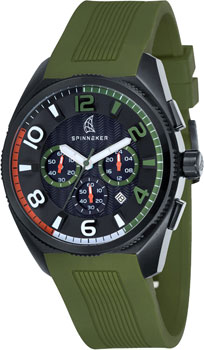 fashion наручные  мужские часы Spinnaker SP-5022-05. Коллекция REEF