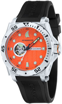 fashion наручные  мужские часы Spinnaker SP-5023-04. Коллекция OVERBOARD