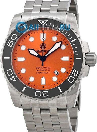 Мужские наручные часы в коллекции Sea Ram Automatic Deep Blue