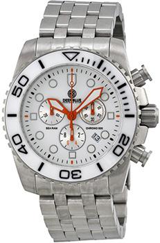 Швейцарские наручные  мужские часы Deep Blue SRCWC. Коллекция Sea Ram Chronograph