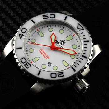 Швейцарские наручные  мужские часы Deep Blue SRQWA. Коллекция Sea Ram Quartz