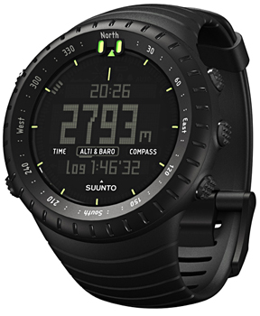 fashion наручные  мужские часы Suunto SS014279010. Коллекция Core