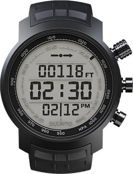 fashion наручные  мужские часы Suunto SS018732000. Коллекция Elementum