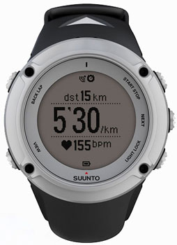 fashion наручные  мужские часы Suunto SS019651000. Коллекция Ambit2
