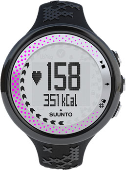 fashion наручные  женские часы Suunto SS020233000. Коллекция Fitness