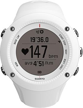 fashion наручные  мужские часы Suunto SS020657000. Коллекция Ambit2