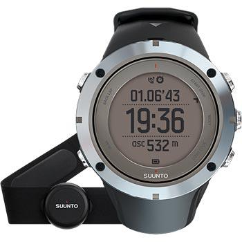 fashion наручные  мужские часы Suunto SS020673000. Коллекция Ambit3