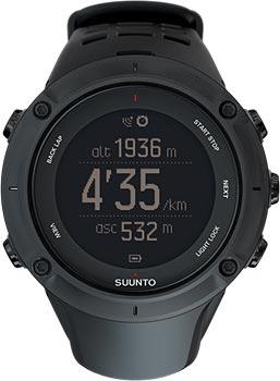 fashion наручные  мужские часы Suunto SS020677000. Коллекция Ambit3