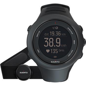fashion наручные  мужские часы Suunto SS020678000. Коллекция Ambit3