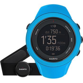 fashion наручные  мужские часы Suunto SS020679000. Коллекция Ambit3