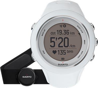 fashion наручные  мужские часы Suunto SS020680000. Коллекция Ambit3